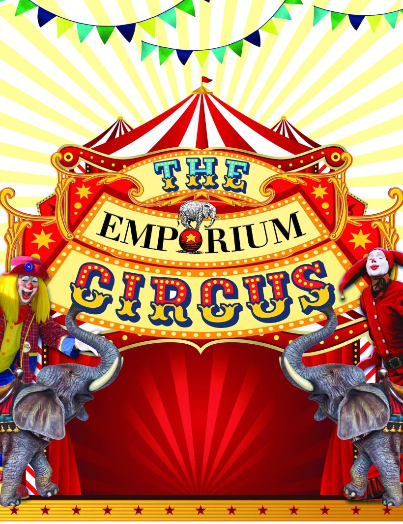 #TheEmporiumCircus